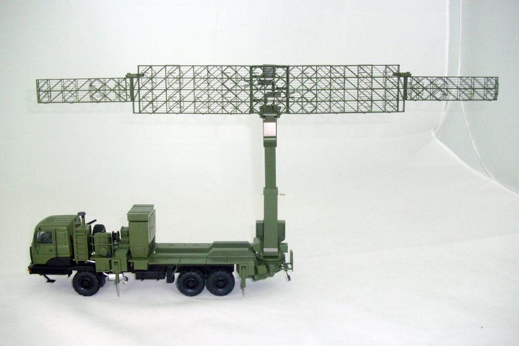 «Vostok» radar