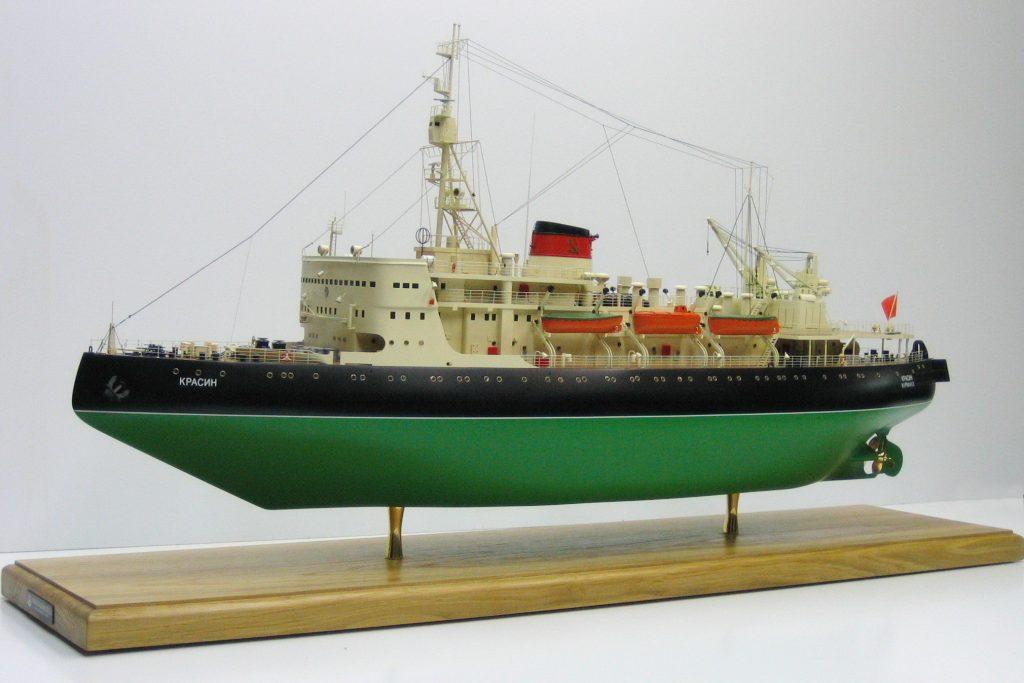 «Krasin» icebreaker