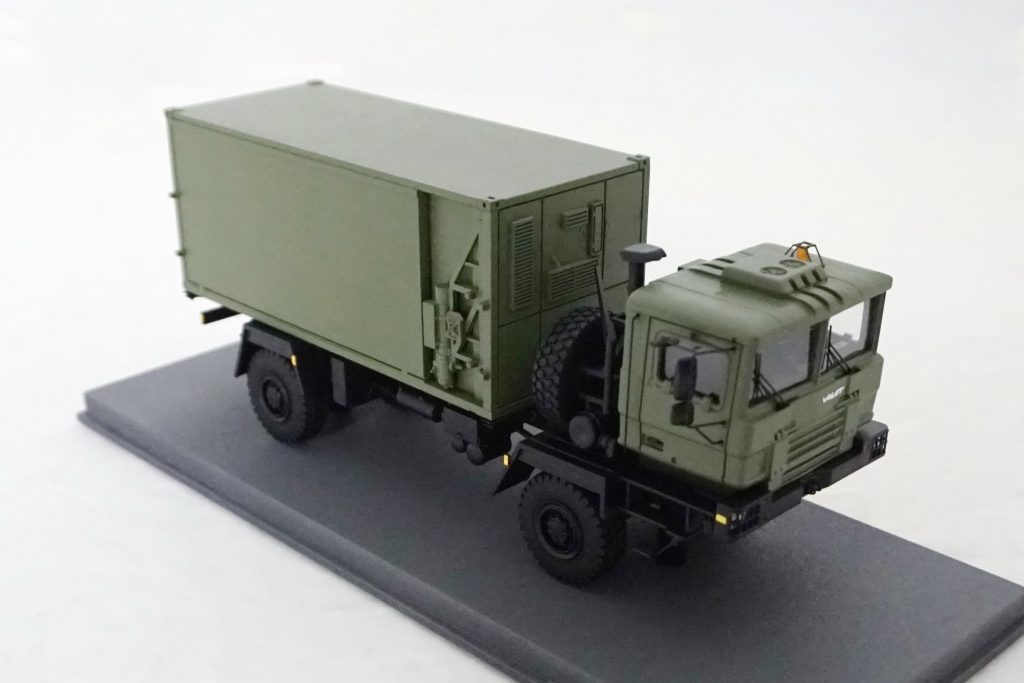 Command post of the anti-aircraft missile system «Pechora-2M»