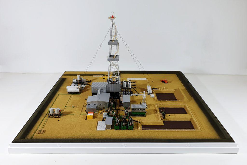 Drilling rig «URALMASH 3D-76»
